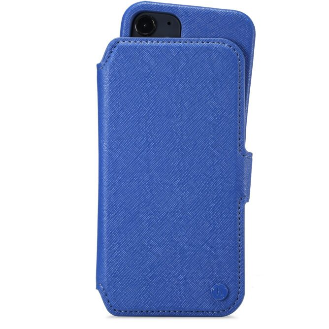 Wallet Case Mag iPhone 12 Mini Stockholm Royal Blue